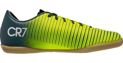 Nike Junior MercurialX Victory VI CR7 (IC) Kids' Indoor-Competition Football Boot