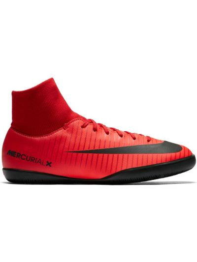 Nike Kids' MercurialX Victory VI Dynamic Fit (IC) Indoor-Competition Football Boot