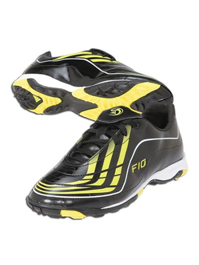 adidas F10.9 TRX TF Jr Black-Yellow