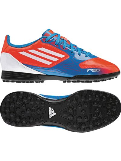 adidas F5 Trx TF Jr Red-Blue