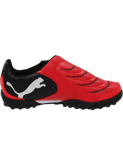 Puma Kids' PowerCat 3.10 TT Jr Turf Football Boots