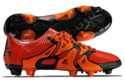 adidas X 15.3 FG/AG Solar Orange