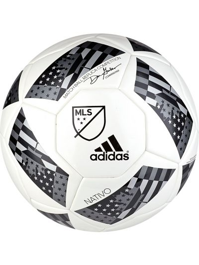 adidas MLS 2016 NFHS Competition Match Soccer Ball