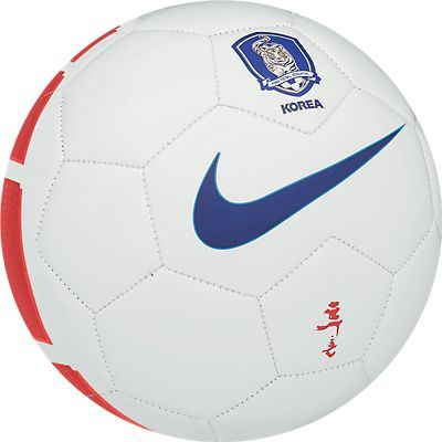 N Korea Supporter Soccer Ball
