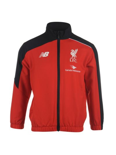 New Balance Liverpool Training JR Jacket