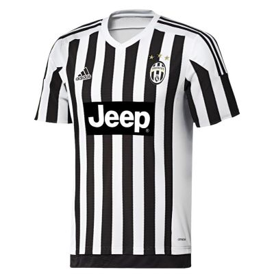 adidas Juventus Home Jersey Youth 2016