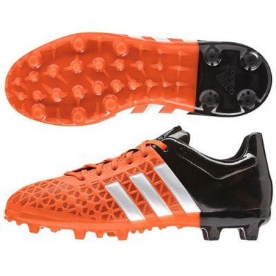 adidas Ace 15.3 FG/AG Jr Solar Orange