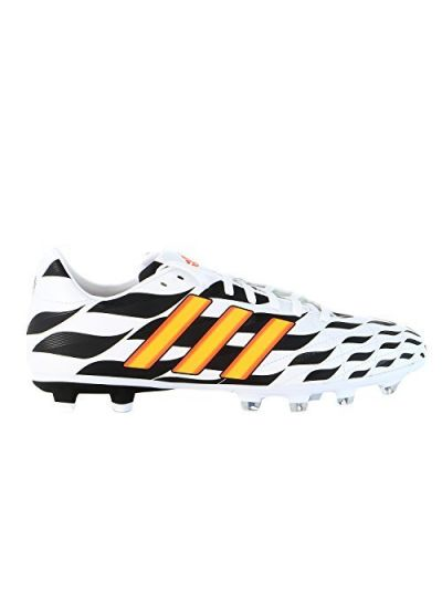 adidas 11 Nova FG JR White Gold