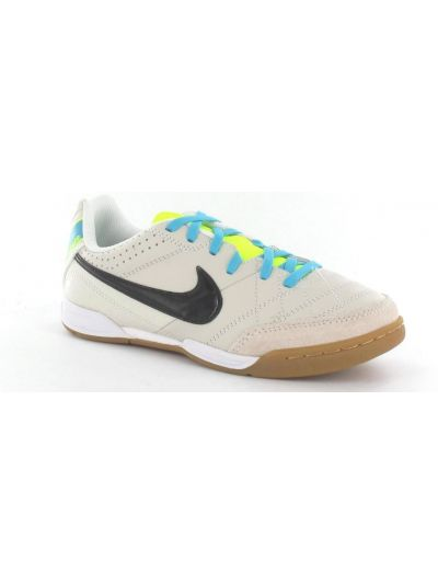 Nike Youth Tiempo Natural IV LTR (IC) Indoor‑Competition Football Boot