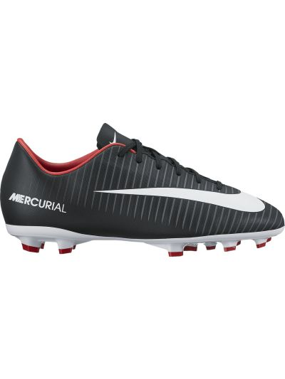 Nike Kids' Jr. Mercurial Victory VI (FG) Firm-Ground Football Boot