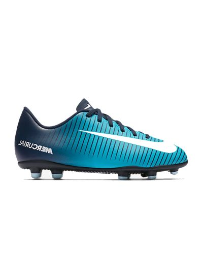 Nike Kids' Junior Mercurial Vortex III (FG) Firm-Ground Football Boot