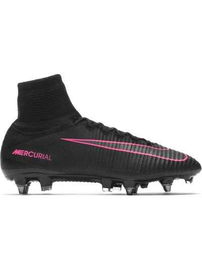 Nike Men's Mercurial Superfly V (SG-Pro) Soft-Ground Football Boot