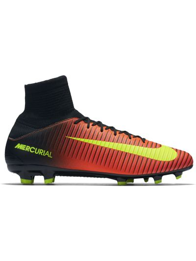 Nike Men's Mercurial Veloce III Dynamic Fit (FG) Firm-Ground Football Boot