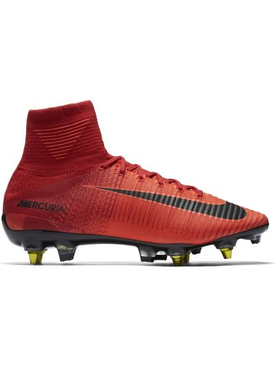 Nike Men's Mercurial Superfly Anti-Clog (SG-Pro) Soft-Ground Football Boot