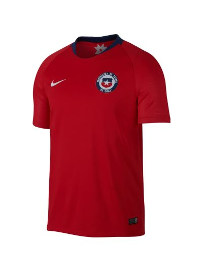 Nike Men's Breathe Chile Stadium Home Football Jersey
