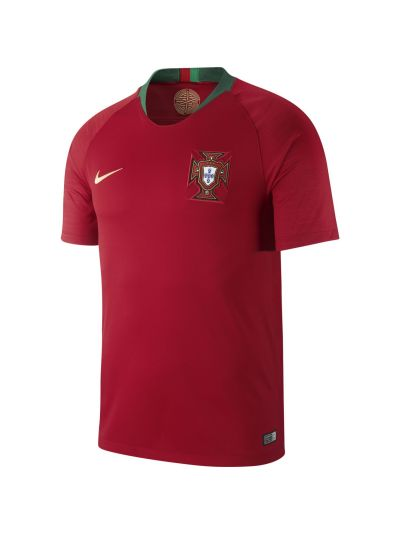 Nike Breathe Portugal Home Stadium Jersey