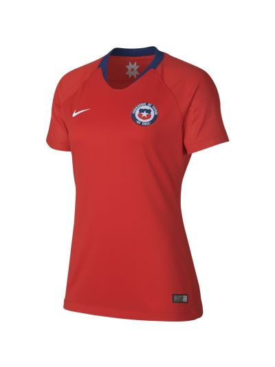 Nike Women's  Breathe Chile Stadium Home Football Jersey