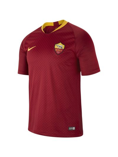 Nike Breathe A.S. Roma Home Stadium Men's Jersey