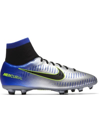 Nike Kids' Neymar Jr. Mercurial Victory VI Dynamic Fit (FG) Firm-Ground Football Boot