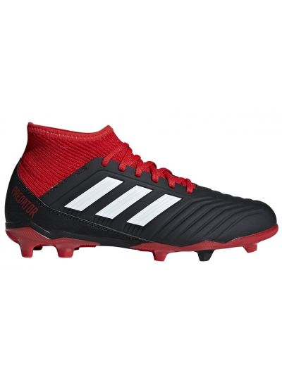adidas Kids Predator 18.3 FG Firm Ground Football Boot
