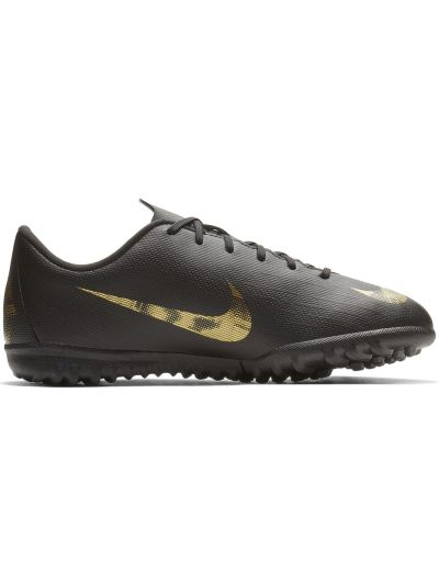 Nike Jr. VaporX 12 Academy TF  Kids' Artificial-Turf Football Boot