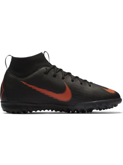 Nike Jr. SuperflyX 6 Academy TF Artificial-Turf Football Boot