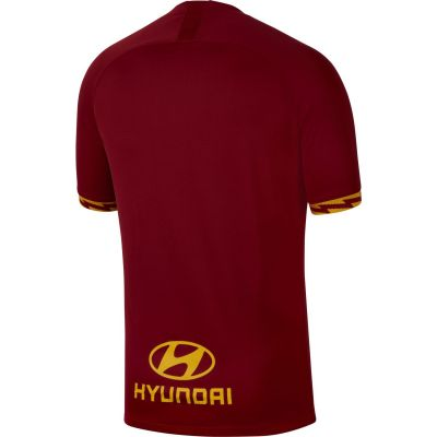 Nike A.S. Roma 2019/20 Stadium Home Soccer Jersey