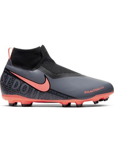 Nike Jr. Phantom Vision Academy Dynamic Fit MG Kids' Multi-Ground Football Boot