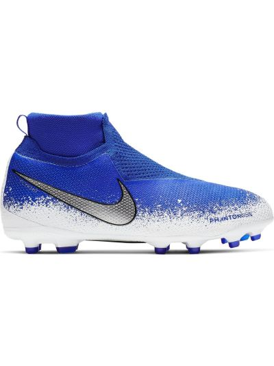 Nike Jr. PhantomVSN Elite Dynamic Fit MG Big Kids' Multi-Ground Football Boot