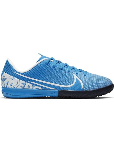 Nike Jr. Mercurial Vapor 13 Academy IC Little/Big Kids' Indoor/Court Soccer Shoe