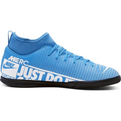 Nike Jr. Mercurial Superfly 7 Club IC Little/Big Kids' Indoor/Court Soccer Shoe