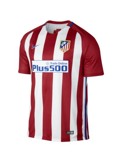 Nike Men's Atlético Madrid Home Jersey 16