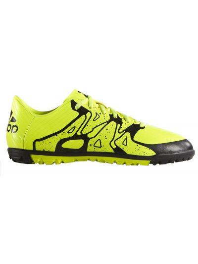 adidas X 15.3 TF Jr Yellow Black