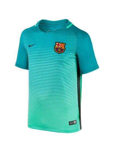 Nike Youth FC Barcelona 3RD Jersey 16