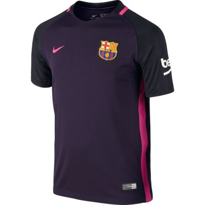 Nike Youth Barcelona Away Jersey 16