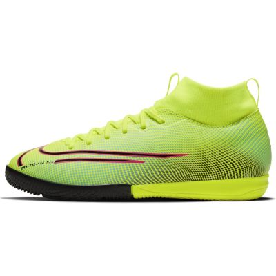 Nike Jr. Mercurial Superfly 7 Academy MDS IC Kids' Indoor/Court Soccer Shoe