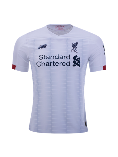 New Balance Men's Liverpool Away Jersey 19/20