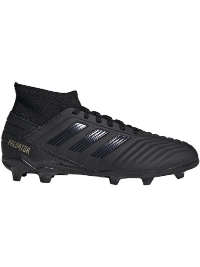 adidas Kids Predator 19.3 FG Firm Ground Football Boots