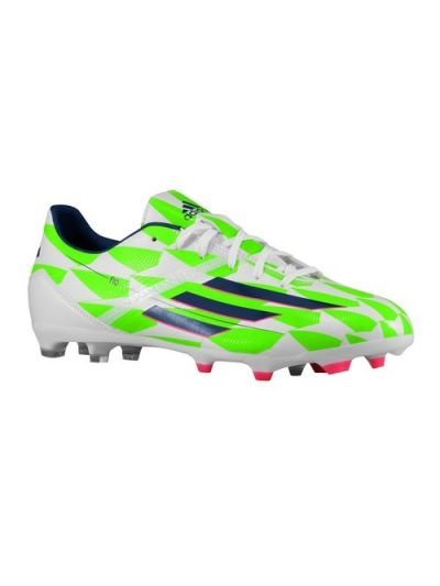 adidas F10 FG White-Green