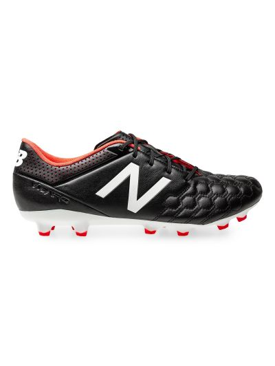 New Balance Visaro K-Lite FG Black White