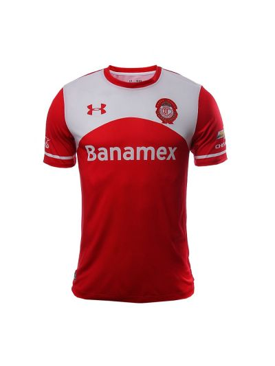 Under Armour Toluca Home Jersey 2015