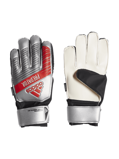 adidas Youth Predator Top Training Fingersave Gloves