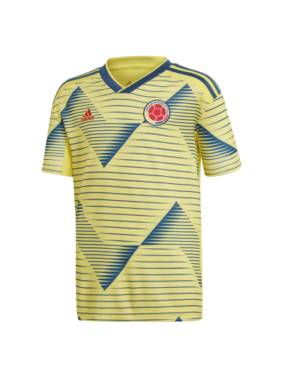 adidas Boys Colombia Home Jersey