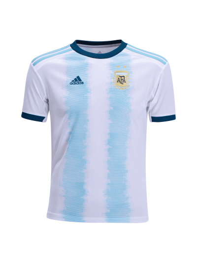 adidas Boys Argentina Home Jersey