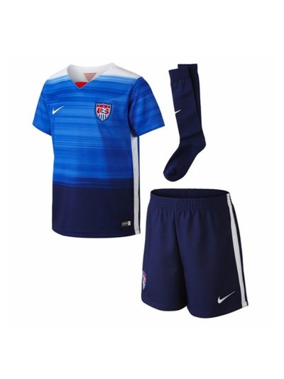Nike USA Away Youth Kit 15