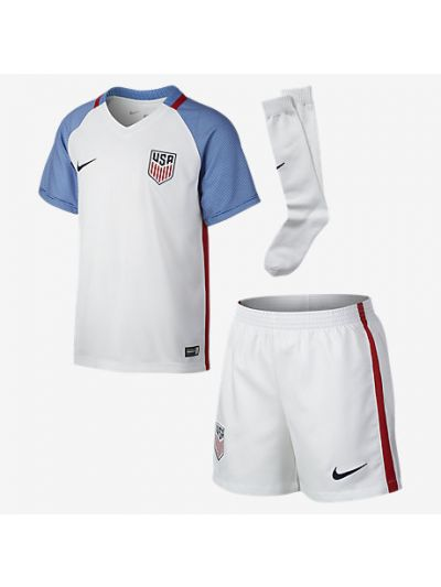 Nike USA Home Kids Kit Copa America 2016