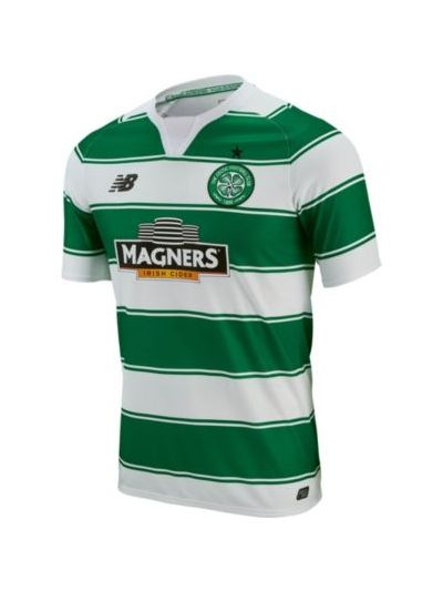 New Balance Celtic Home Jersey Youth