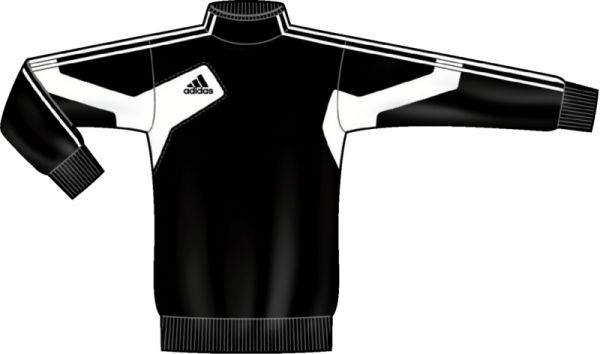 adidas Condivo 12 Sweat Top Black Jacket