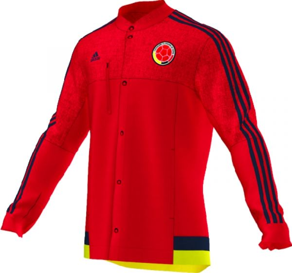 adidas Colombia Jacket Red