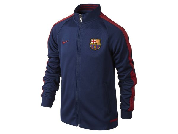 Nike Barcelona N98 Authentic Kids Youth Jacket